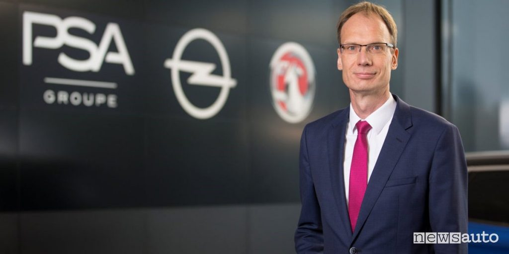 Michael Lohscheller, CEO di Opel