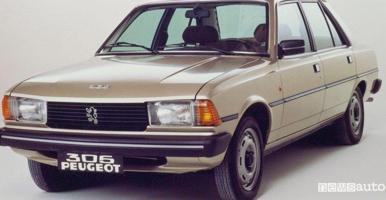 Peugeot 305 diesel 1979