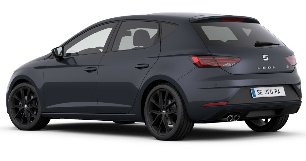 Seat Leon Black Edition