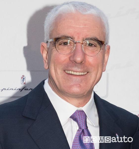 Silvio Pietro Angori Presidente del Gruppo Carrozzieri e Progettisti ANFIA