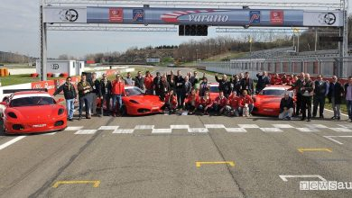 Photo of Come fare Team Building Aziendale, in pista a bordo di una Ferrari da competizione
