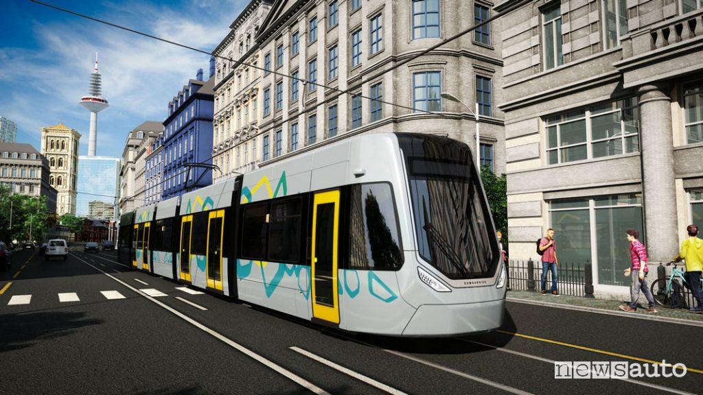 Bombardier Transportation tram Flexity