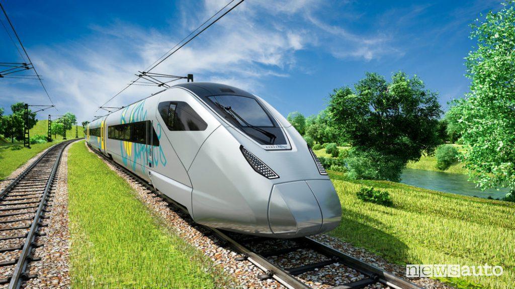Bombardier Transportation treno Zefiro