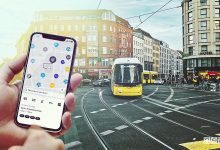 App trasporto pubblico e taxi Moovit Free Now