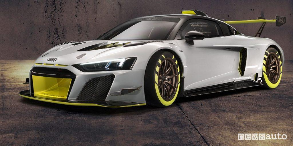 Audi R8 LMS GT2 auto da corsa