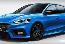 Ford Focus RS 2021 Rendering