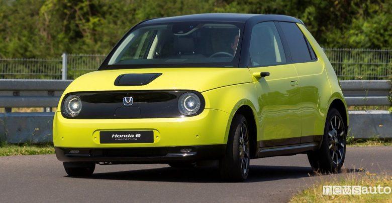 Honda e elettrica