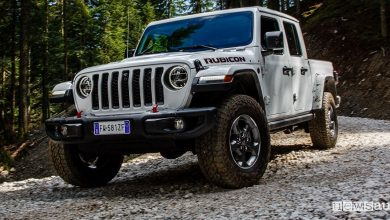Photo of Jeep Gladiator pick-up, debutto europeo al Camp Jeep 2019