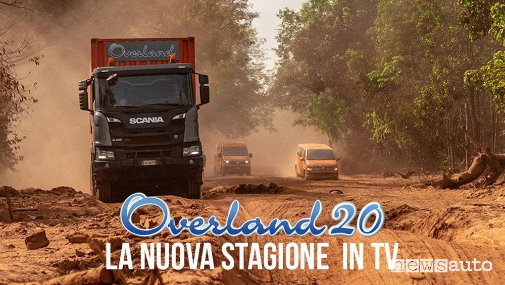 Locandina Overland 20