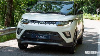 Mahindra KUV100 NXT K8