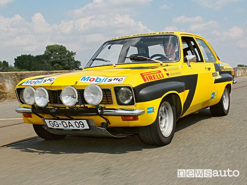 Opel Ascona 1.9 SR rally