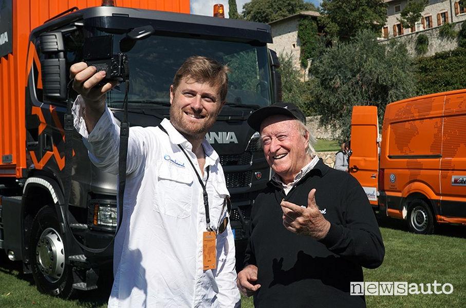 Beppe e Filippo Tenti Overland 20