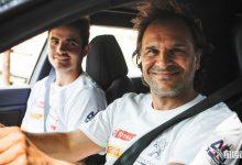Corsi di rally con Peugeot e Andreucci
