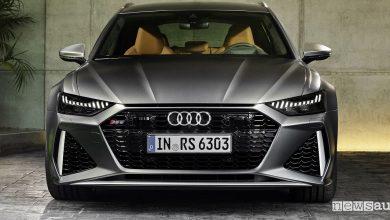 Photo of Audi RS6 Avant 2020, motore mild-hybrid V8 600 CV (anteprima e prezzo)