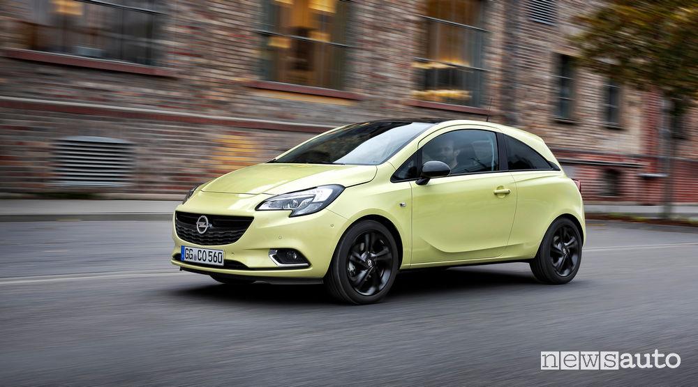 Opel Corsa E quinta generazione 2014