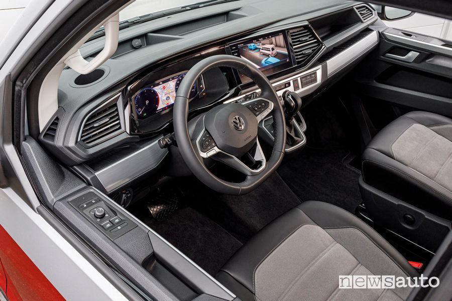 Volkswagen Bulli 6.1 abitacolo