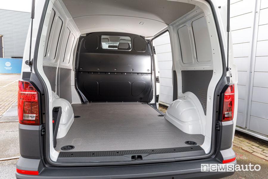 Volkswagen Bulli 6.1 Transporter vano di carico