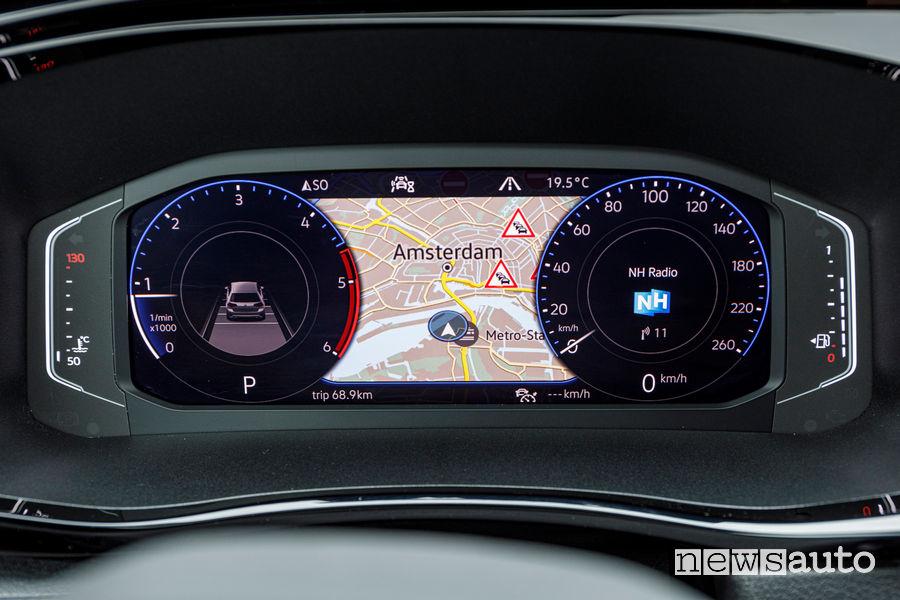 Volkswagen Bulli 6.1 Digital Cockpit