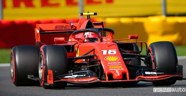 Qualifiche F1 Gp Belgio 2019