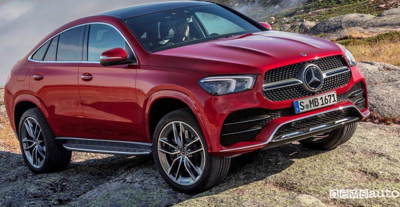 Mercedes GLE Coupè 2020