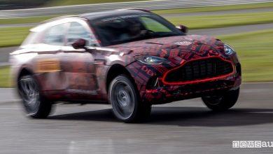 Photo of Aston Martin DBX, motore V8 sul primo SUV inglese ad alte prestazioni