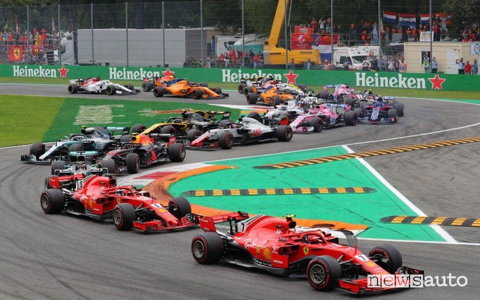 F1 Monza prima variante