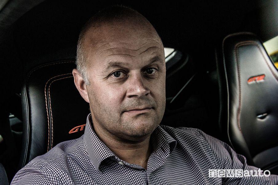 Matt Becker, Ingegnere Capo di Aston Martin