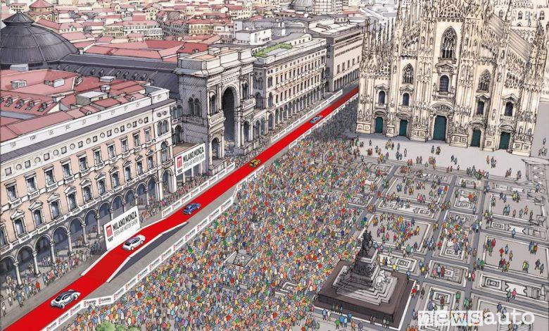 Milano-Monza Open Air Motor Show 2020