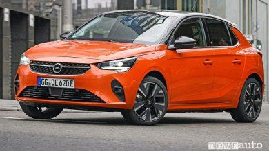 Photo of Opel Corsa-e elettrica, caratteristiche, autonomia e ricarica fast 100