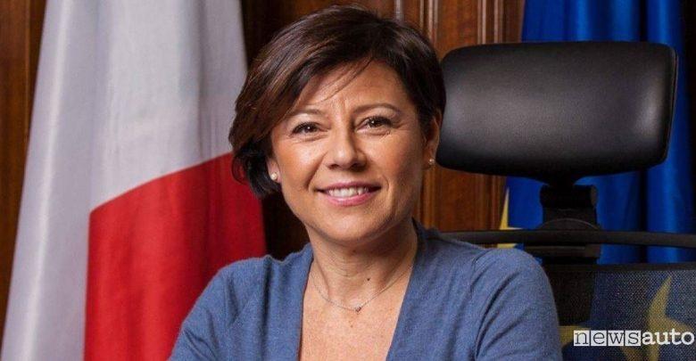 Paola De Micheli Ministro dei Trasporti