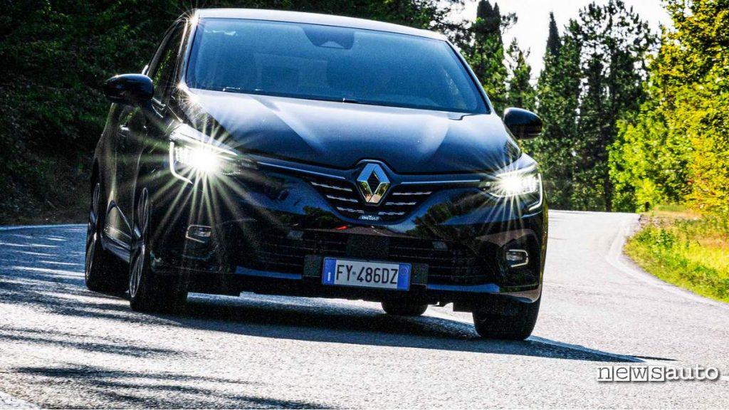 Renault Clio 2020 TCE prova su strada