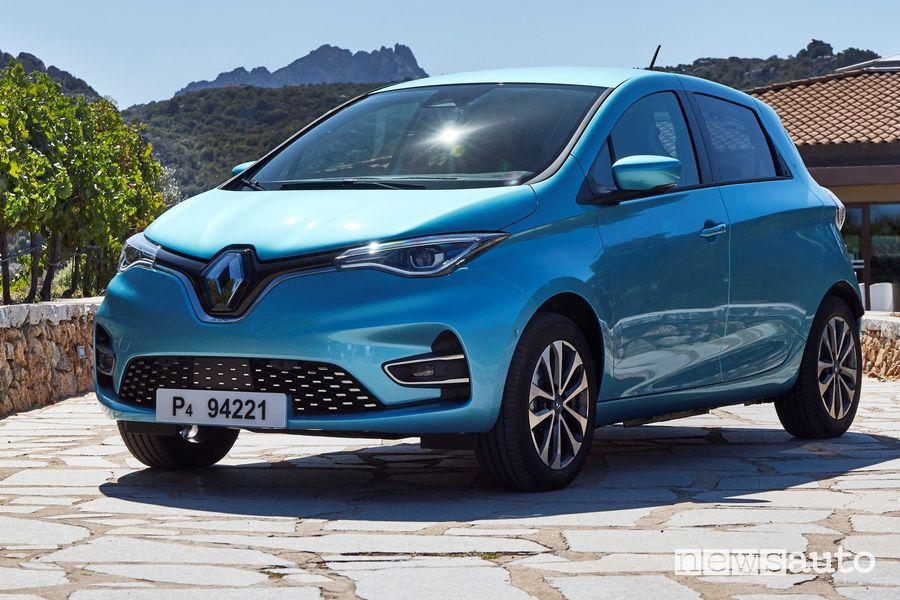 """Cerchi in lega da 16"""" Renault Zoe 2020"""