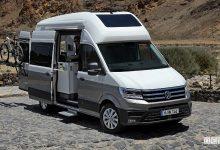 camper Volkswagen Grand California
