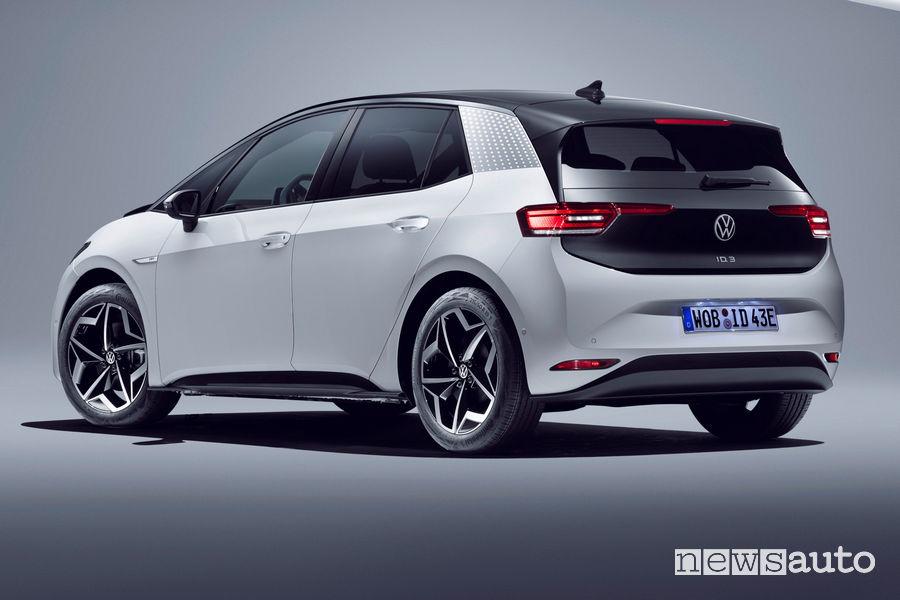 Cerchi in lega Volkswagen ID.3 1ST bianca