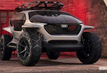 Audi AI:TRAIL quattro fuoristrada elettrico del futuro