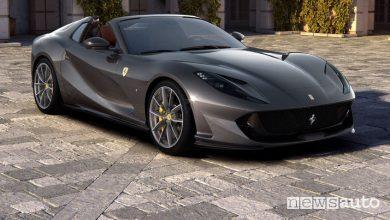 Photo of Ferrari 812 GTS, la spider più potente al mondo [scheda tecnica e foto]