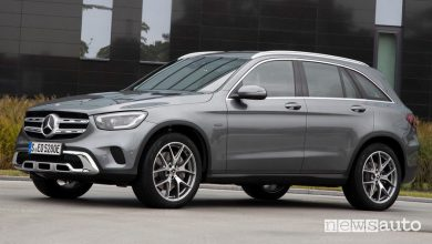 Photo of Mercedes GLC ibrida plug-in, elettrico + benzina 2.0
