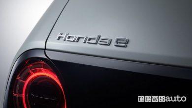 Photo of Honda e, i prezzi della nuova citycar elettrica con 220 km di autonomia
