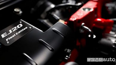 """Photo of Subaru WRX STI """"EJ20 Final Edition 2020"""", addio al motore boxer"""