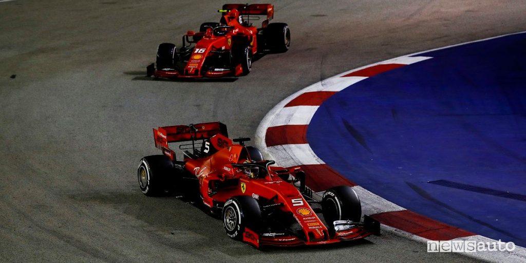 F1 Gp Singapore 2019