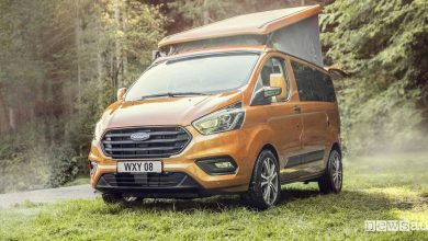 camper Ford Transit Custom Nugget