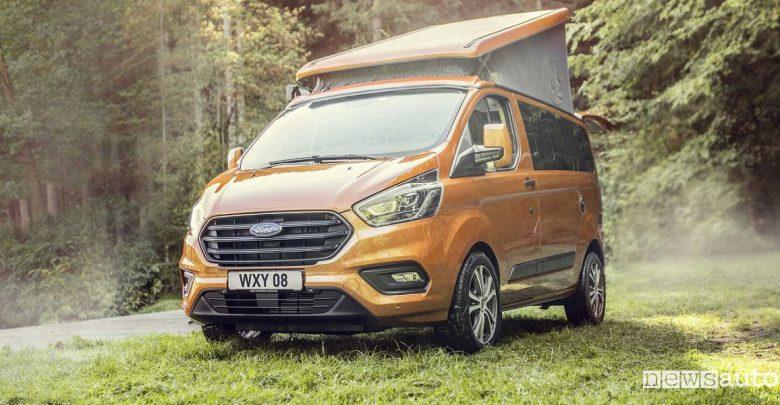 camper Ford Transit Custom Nugget