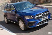 Mercedes GLB prezzi