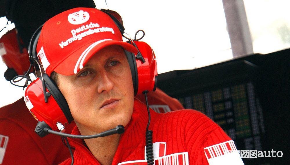 Leclerc come Schumacher e Fangio