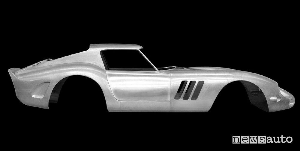 Prototipo Ferrari GTO ModenArt maestri carrozzieri modenesi