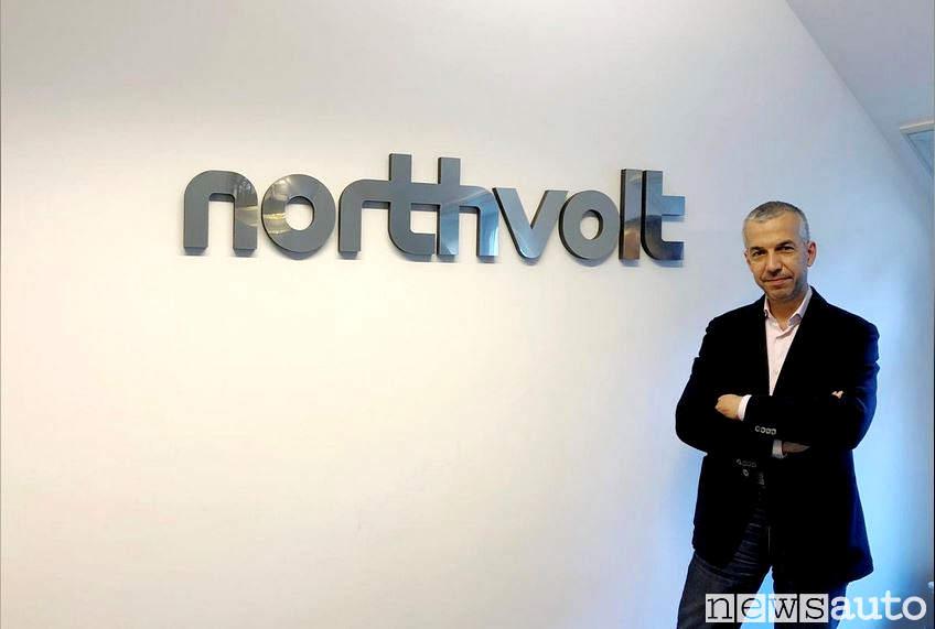 ingegnere Paolo Cerruti, Ceo e fondatore NorthVolt ex Tesla