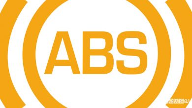 Spia sistema anti bloccaggio ABS