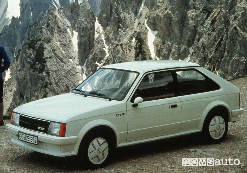 Opel Kadett GTE 1983