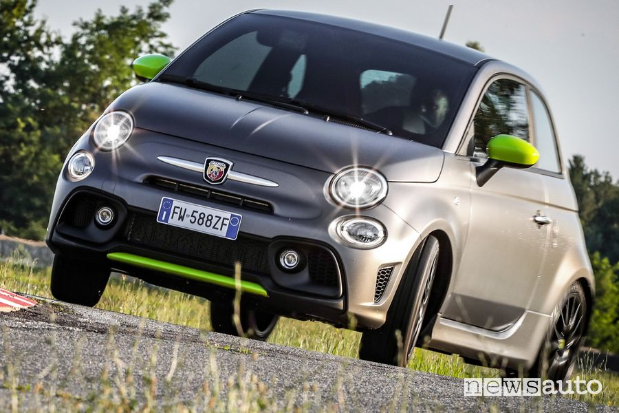 Traverso Abarth 595 Pista