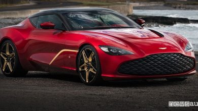Photo of Aston Martin DBS GT Zagato, 19 modelli in edizione super limitata